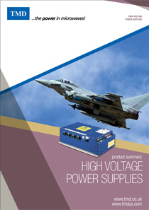 High Voltage Power Supplies Product Brochure