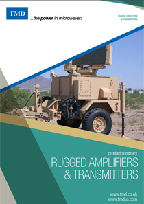Rugged Amplifiers and Transmitters Product Brochure